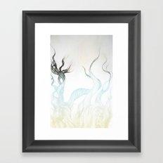 Wild Hair!  Framed Art Print