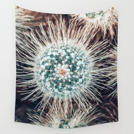 Cactus Study #1 Wall Tapestry