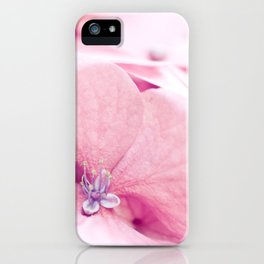 Sweetness of pink iPhone Case