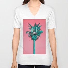 Tower #01 Unisex V-Neck