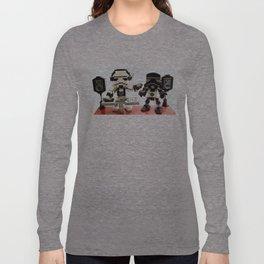 DJ Stormie and MC 1138 Long Sleeve T-shirt