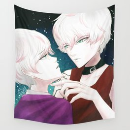 Ray x Unknown Wall Tapestry