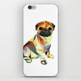 Molly Mops Pug iPhone Skin