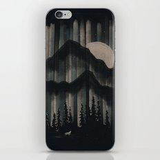A Wolf in the Night... iPhone & iPod Skin