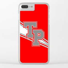 TP HIGH CLASS OF '90 CHEERLEADER Clear iPhone Case