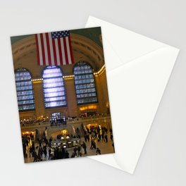 Grand Central Madness Stationery Cards