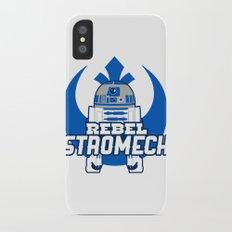 Rebel Astromechs Slim Case iPhone X