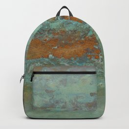 Blue Green Worlds Backpack