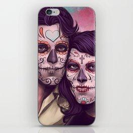 Remembered iPhone Skin