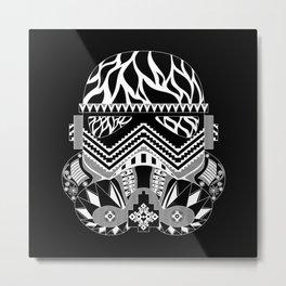 Mr. Trooper Metal Print