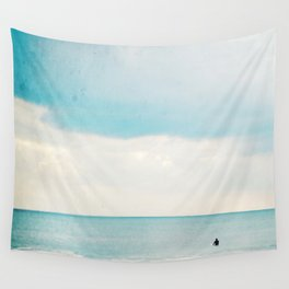 The surf, revisited Wall Tapestry