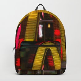 Mickey D's Backpack