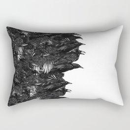 Leave my loneliness unbroken! Rectangular Pillow