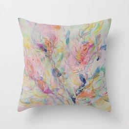 風の花(4) 2012 Throw Pillow