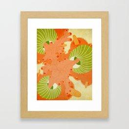 October 22 Framed Art Print