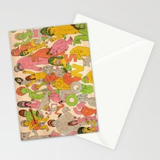 GOONS! Stationery Cards