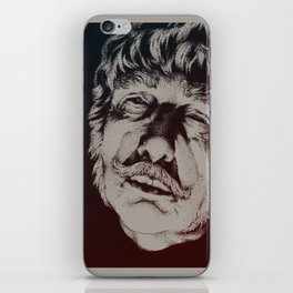 Monster Masters: Vincent Price iPhone Skin