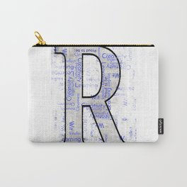 "Proud to be ""R"" Carry-All Pouch"