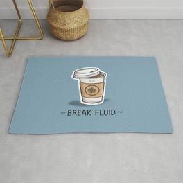 Break Fluid Rug