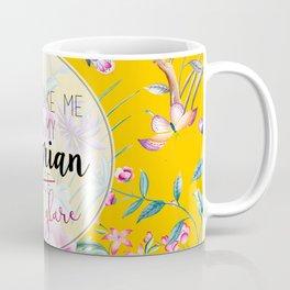 Librarian Glare Coffee Mug