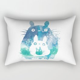 studio ghibli Rectangular Pillow