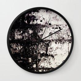 Wall of Darkness Wall Clock