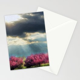 Spring Glory Stationery Cards