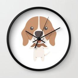 Serbian Hound Gift Idea Wall Clock