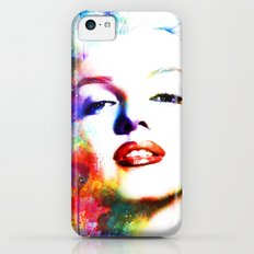 Marilyn Monroe iPhone 5c Slim Case