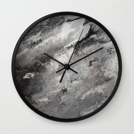 Emotional Storm Wall Clock