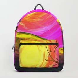 Sunny Tree Backpack