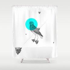 Archetypes Series: Wisdom Shower Curtain