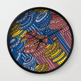 DARKER EVERYDAY Wall Clock