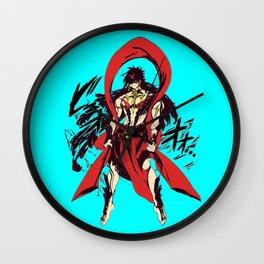 Sindbad Djinn Equip Focalor 3 Wall Clock