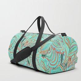 paisley, paisley Duffle Bag