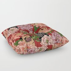Just The Way You Are Floor Pillow