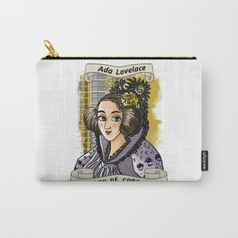Ada Lovelace Carry-All Pouch