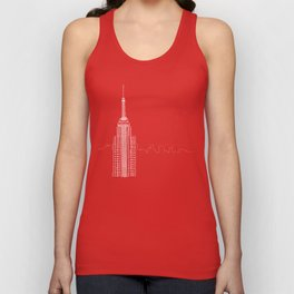 NYC by Friztin Unisex Tank Top