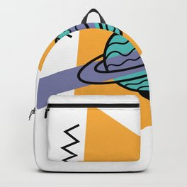planet of the shapes Backpack