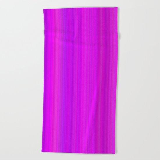 Vertical gradient Beach Towel