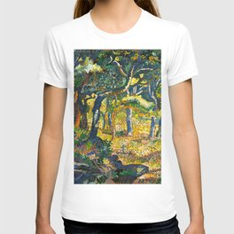 """Henri-Edmond Cross """"Clearing in Provence (study for """"The Clearing"""")"""" T-shirt"""