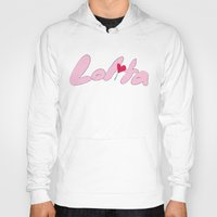 lolita Hoodies featuring Lolita by Unicorn Party