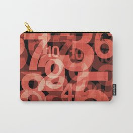 In the Red Carry-All Pouch