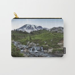 Edith Creek and Mount Rainier Carry-All Pouch