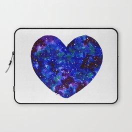 Space Heart Laptop Sleeve