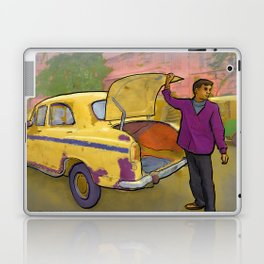 Kolkata Taxi Laptop & iPad Skin