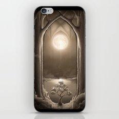 Temple of the Night iPhone & iPod Skin