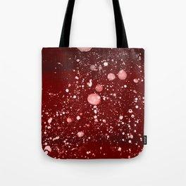 Splash Composition VII Tote Bag