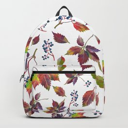 Autumn Grapes Backpack