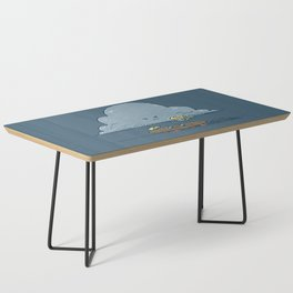 Thunder Cloud Skater Coffee Table